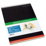 "Global Art Materials™ Handbook Drawing Pad 8""X10"": Pad, 30, 8"" x 10"", 88 lb"