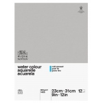 "Winsor & Newton™ 9"" x 12"" Watercolor 140lb. Paper Side Glued Pads: Pad, 9"" x 12"", Cold Press, Watercolor, 140 lb, (model 6663252), price per pad"