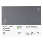 "Winsor & Newton™ 9"" x 12"" Watercolor 140lb. Rough Paper Block: Block, 9"" x 12"", Rough, Watercolor, 140 lb, (model 6663271), price per each"