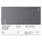 "Winsor & Newton™ 10"" x 14"" Watercolor 140lb. Rough Paper Block: Block, 10"" x 14"", Rough, Watercolor, 140 lb, (model 6663272), price per each"