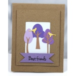 Best Friends Card by Ann Greenspan