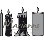 Marianne Design Craftables Candles Set