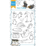 Marianne Design Stamps Hetty's Happy Penguins