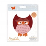 Tonic Studios Essentials - Buildables - Olivia Owl - 1591E