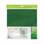 Tonic Studios Essential Card Pack - Gentle Greens 216GSM - 788E