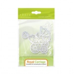 Tonic Studios Tonic Studios Baby Rococo - Regal Carriage - 1274E