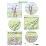 Marianne Design  Cutting Sheet Tiny's Flower Meadow 2