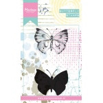 Marianne Design  Stamps Tiny's Butterfly 1