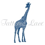 Tattered Lace  Dies - Snuggles Giraffe