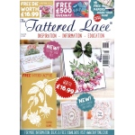Tattered Lace Magazine The  ­ Issue #48 With Free Die