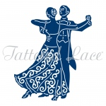 Tattered Lace  - Ballroom Couple Die