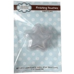 Creative Expressions   Small Star Treat Cup Pk 6