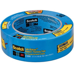 "Scotch® 3/4"" Safe Release™ Painters' Masking Tape: Blue, Paint, 3/4"", (model 2090), price per each"