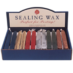 Manuscript Sealing Wax Display: Multi, Wax Stick, (model MSH760BMWD), price per each