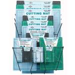 Alvin Professional Cutting Mat Display