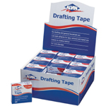Alvin Drafting Tape Display