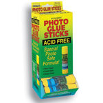 Pioneer®  Photo Glue Stick™ Photo Glue Stick: Permanent, (model PGSD), price per each