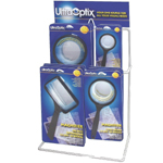 Ultraoptix® Magnifier Display: Multi, Multi, Multi, Multi, (model SV-7CAD), price per each