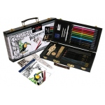 Royal & Langnickel® Sketching & Drawing for Beginners Set: Multi, Pencil, (model RSET-DS3000), price per set