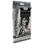 Royal & Langnickel Sketching Artist Pencil Set