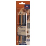Conte™ 6-Piece Graphic Set: Multi, Drawing