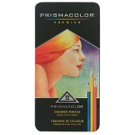Prismacolor® Premier Colored Pencil 12-Color Set: Multi, (model PC952), price per set