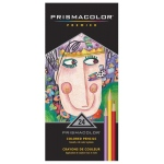 Prismacolor® Premier Colored Pencil 24-Color Set: Multi, (model PC953), price per set