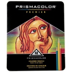 Prismacolor® Premier Colored Pencil 48-Color Set: Multi, (model PC955), price per set