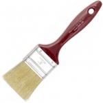 "Princeton™ Best Gesso Brush 2"": Best, Long Handle, Bristle, Natural, Gesso, (model 5450F-200), price per each"