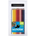 Prismacolor® Scholar® Colored Pencil 24-Color Set: Multi, (model PS324), price per set