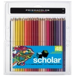 Prismacolor® Scholar® Colored Pencil 48-Color Set: Multi, (model PS348), price per set