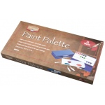 "Heritage Arts™ Paint Palette 33 Wells: Cover, Plastic, 363 Wells, Rectangle, 6 1/4"" x 12 1/2"", (model HWP33), price per each"
