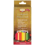 Heritage Arts™ 24-Piece Colored Pencil Set: Multi, Pencil, Multi, 3mm, (model HCP24), price per set