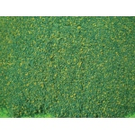 "Wee Scapes Architectural Model 12"" x 50"" Blended Green Grass Mat"