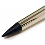 Colour Shaper® Black Tip Taper Point Brush #16: Silicone, Taper Point, Firm