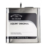 Winsor & Newton™ Liquin™ Original Medium 2.5 Liter Canadian Labeling: 2.5 ltr, Oil Alkyd