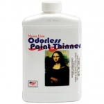 Mona Lisa™ Odorless Thinner 32oz: 32 oz, Solvents