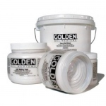 Golden® Matte Heavy Gel Medium 8 oz.: Matte, 236 ml, 8 oz, Gel, (model 0003060-5), price per each