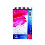 "Winsor & Newton™ Cotman™ 5"" x 8"" Watercolor Cold Press Paper Spiral Pad : Wire Bound, Pad, 5"" x 8"", Cold Press, Watercolor, 140 lb, (model 6657567), price per pad"
