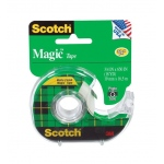 "Scotch® Magic™ 3/4"" x 650"" Tape: Clear, 3/4"" x 650"", Magic, 3/4"", (model 122), price per each"