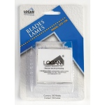 Logan® Mat Cutter Replacement Blades 100-Pack: Replacement Blade, (model L270-100), price per pack