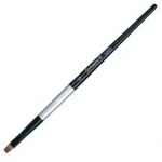 Dynasty® Black Silver® Blended Synthetic Watercolor Brush Bright 4: Short Handle, Bristle, Bright, Watercolor