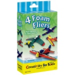 Creativity for Kids® Foam Fliers Mini Kit: Activity Kit, (model FC1473), price per set