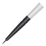 Daler-Rowney Simply Simmons Synthetic Acrylic/Multimedia Brush Spotter 5/0: Short Handle, Bristle, Spotter, Acrylic, Multimedia