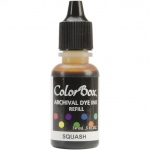 ColorBox® Archival Dye Refill Squash: Yellow, Pad, Dye-Based, (model CS27427), price per each