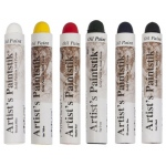 Shiva® Paintstik® Oil Paint Artist Color 6-Piece Pro Basic Set: Multi, Stick, Oil, (model SP121302), price per set