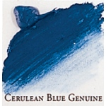 Professional Permalba Cerulean Blue Genuine: 150ml Tube