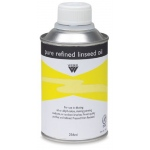 Weber Linseed Oil Refined: 236ml