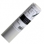 "Canson® Foundation Series 36"" x 10yd Tracing Roll: White/Ivory, Roll, 36"" x 10 yd, Smooth, (model C100510827), price per roll"