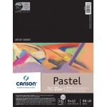 "Canson® Mi-Teintes® Artist Series 9"" x 12"" Wire Bound Pad White and Glassine: Wire Bound, White/Ivory, Pad, 16 Sheets, 9"" x 12"", Heavy, Light, (model C100510867), price per 16 Sheets pad"